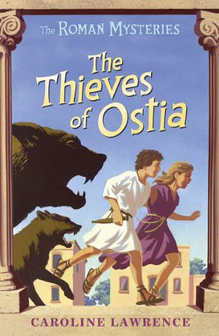 9781842550205 - The Thieves of Ostia (The Roman Mysteries)