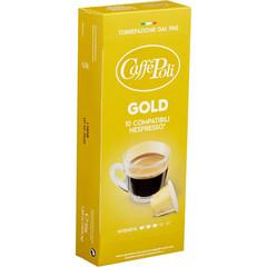 Капсулы для кофемашин Caffe Poli Gold (10 штук в упаковке)
