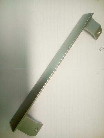 Ручка двери холодильника Whirpool (серебро) 350 мм