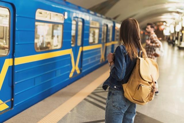 ПМООС. Линия Московского метрополитена на участке от станции «хх» до станции «уу»