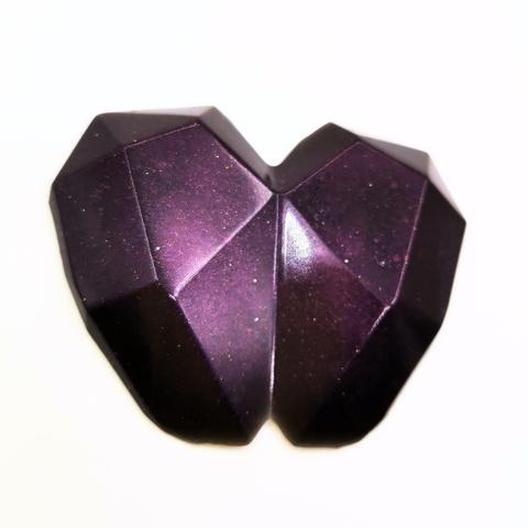 №41 Пигмент Хамелеон, Черно-лиловый, Chameleon Pigment, 25мл. ProArt