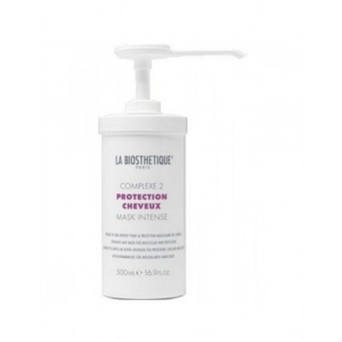 La Biosthetique Protection Cheveux Complexe: Интенсивная маска с мощным молекулярным защиты волос (Mask Intense Complexe 2), 500мл