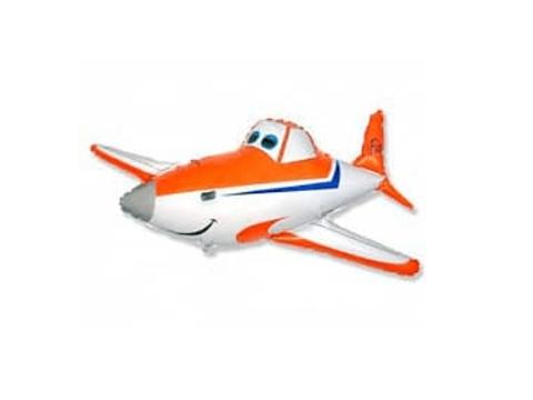 Самолет оранж