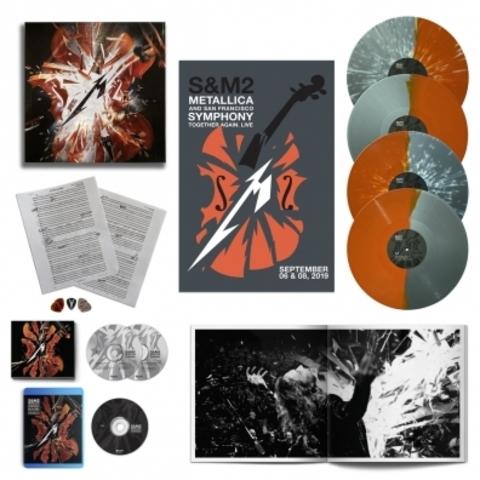 METALLICA: S&M 2 (Box) (+2CD+BR)