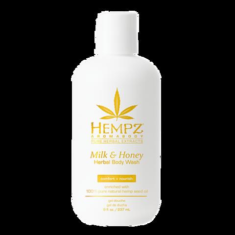 Гель для душа Молоко & Мёд / Hempz Milk & Honey Herbal Body Wash