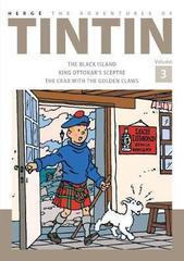 The Adventures of Tintinvolume 3