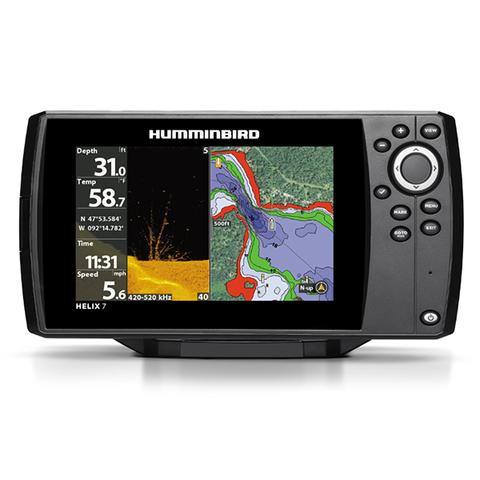 Эхолот-картплоттер Humminbird Helix 7x CHIRP DI GPS G2