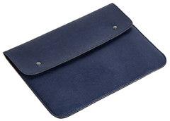 Синий чехол-конверт Gmakin для Macbook
