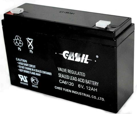 Аккумуляторы Casil CA6120 (6V, 12Ah)