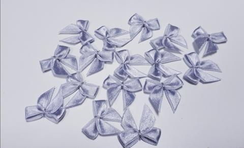Бантики, серебро