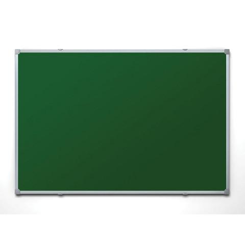 Доска магнитно-меловая настенная одноэлементная Attache 100x150 см лаковое покрытие зеленая