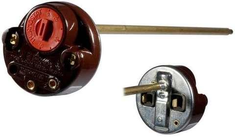 Термостат стержневой для водонагревателя RTM 300 FF_73°C (15A-250V) -181501, 3412105, 7800017, `CU4804