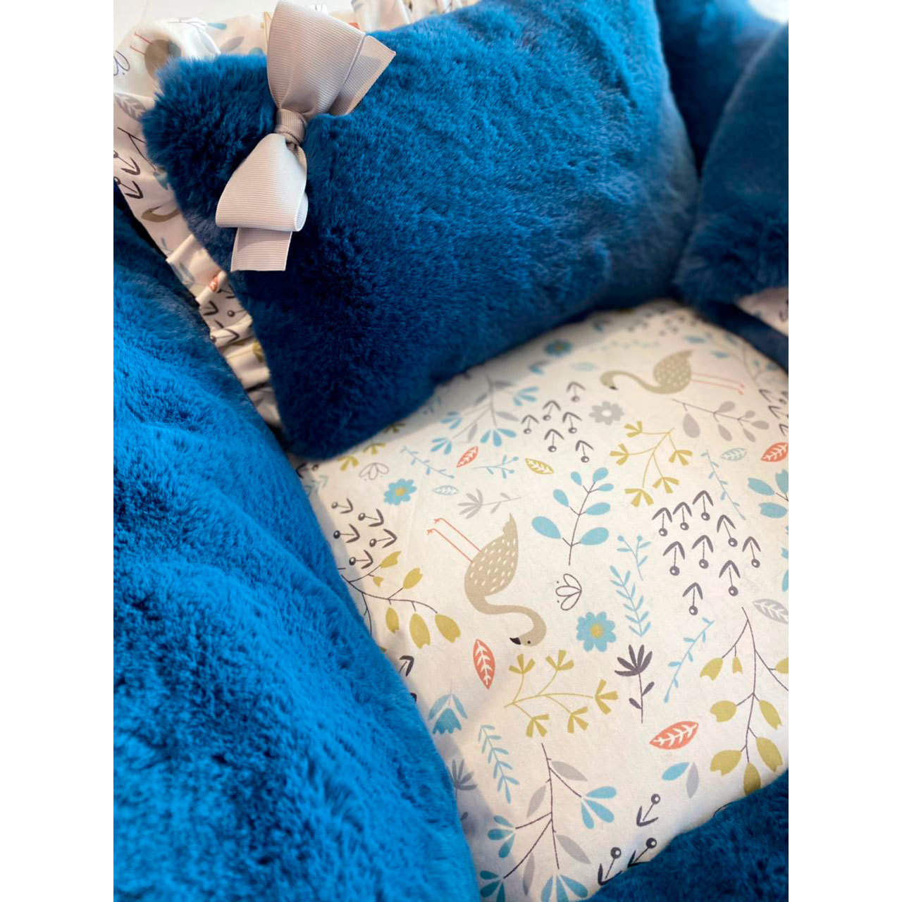 1961/2 - Комплект лежанка с одеялом для собаки