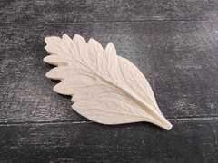 Молд, лист хризантемы, М, арт. 0718
