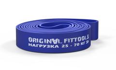 Эспандер ленточный Original FitTools ширина 64 мм (нагрузка 25 - 70 кг) - 2