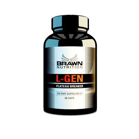 Brawn Nutrition SARM L-GEN | Лаксогенин