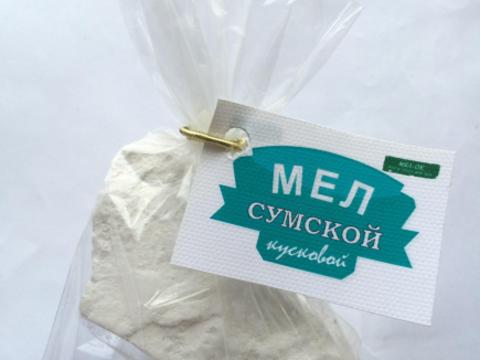 Мел Сумской кусковой,  100 г