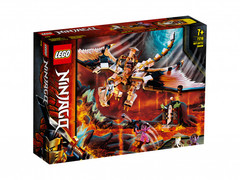 Lego konstruktor Ninjago  Wus Battle Dragon