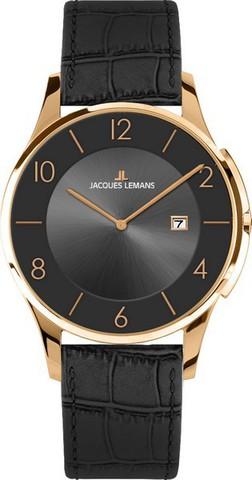 Купить Наручные часы Jacques Lemans 1-1777O по доступной цене