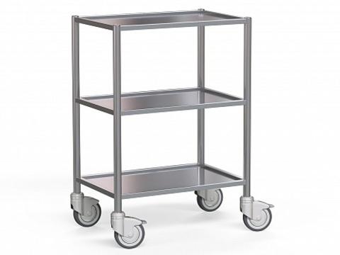 Стол для инструментов медицинский БТ-СТН-125 - фото