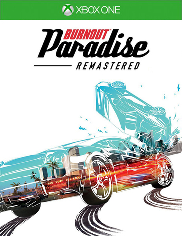 Burnout Paradise Remastered (Xbox One/Series X, русская версия)