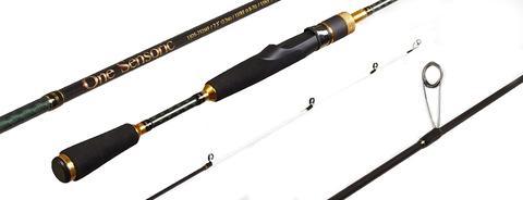 Спиннинг Micro Jig and Rockfishing High Sensoric Mission 6 7.32 (223 см, 0,8-6 г, арт. LJOS-732ULF)