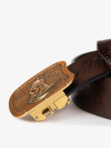 "Belt ""Moscow"" with automatic buckle"