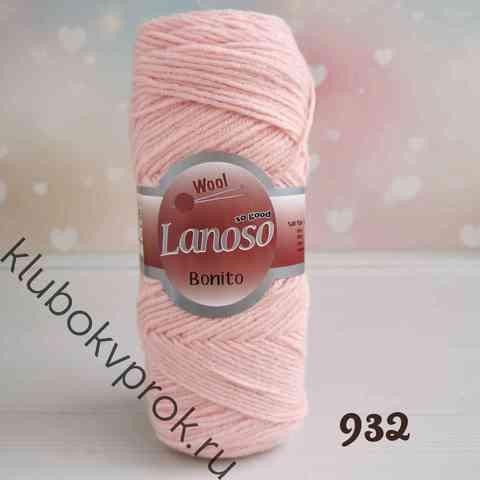 LANOSO BONITO 932, Розовая пудра