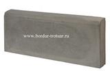 Бордюрный камень (садовый) 50.20.8, B22,5 ГОСТ 6665-91