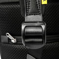 Рюкзак однолямочный молодёжный Tangcool TC8011 чёрный