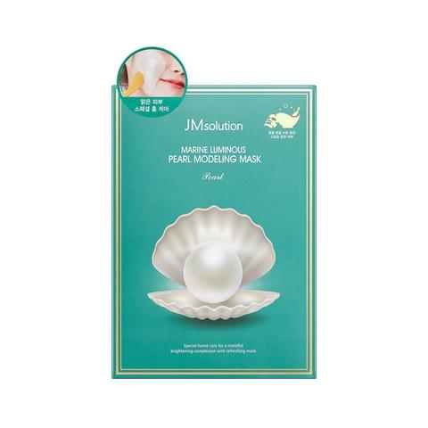 JMsolution Marine Luminous Pearl Modeling Mask альгинатная маска с жемчугом