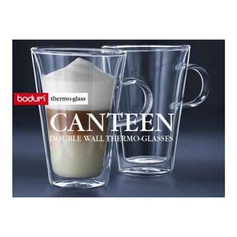 Набор кружек Bodum Canteen (2 шт. по 0,4 литра)