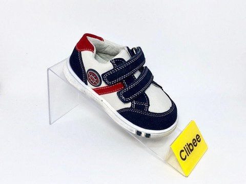 Clibee P263 Blue/Red 22-27