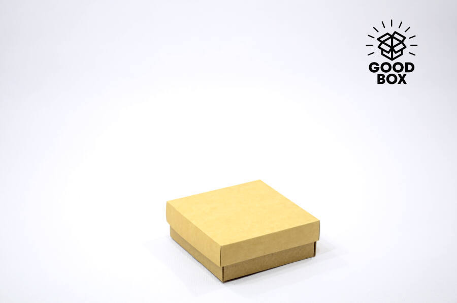 Крафт коробка купить в Казахстане с доставкой
