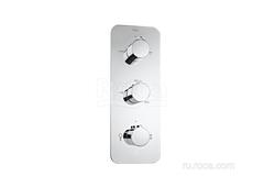 PUZZLE-T Смеситель термостатический скрытого монтажа 4-режимный Roca 5A2878C00 фото