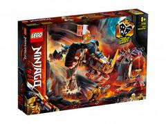 Lego konstruktor Ninjago Zanes Mino Creature