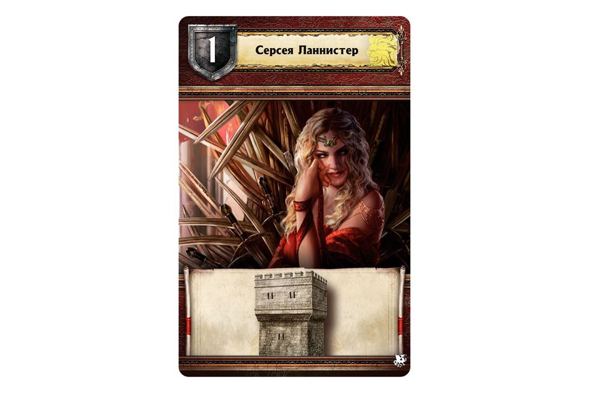 Игра престолов: Танец с драконами (дополнительный набор карт)