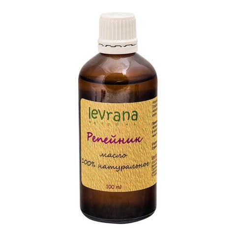 Levrana репейное масло 100 мл