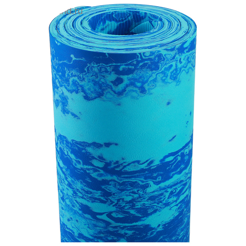 Коврик для йоги Океан Комфорт 183*61*0,8 см