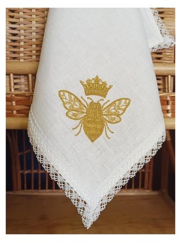 Набор салфеток: Пчелка Наполеона