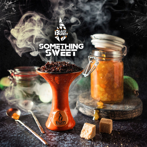 Табак Burn BLACK 25 г Something Sweet