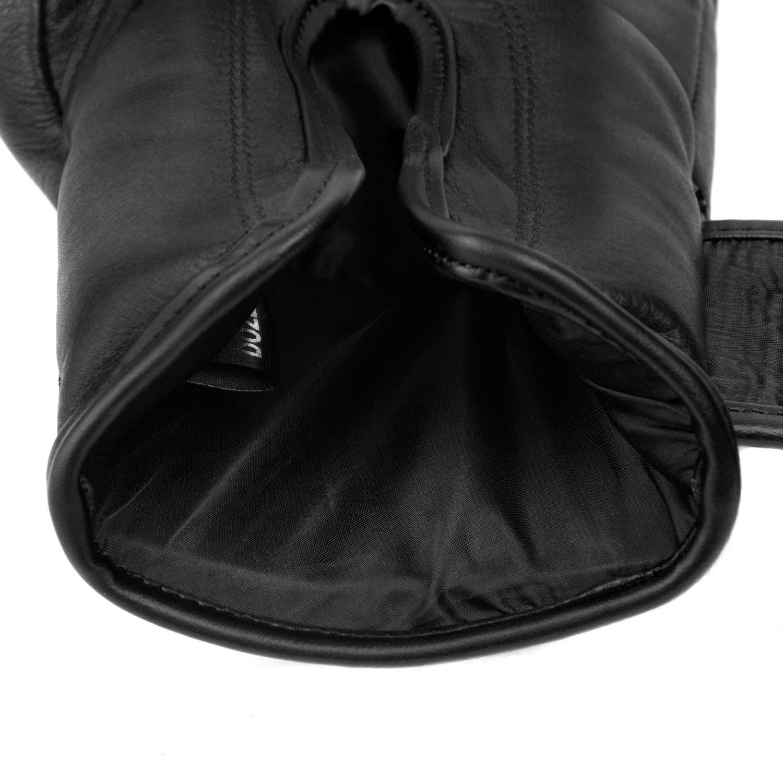 Перчатки Dozen Monochrome черные подкладка