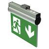 Указатель ESC-10 аварийного освещения на кронштейне TW77503 для монтажа к стене