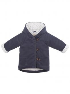 Куртка Mansita Пеппе синий (размер 92-98)