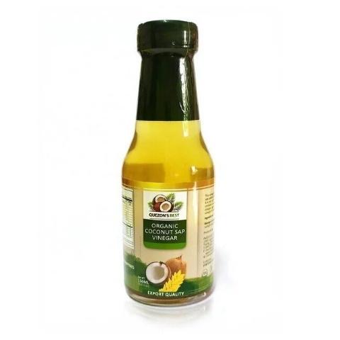 Органический кокосовый уксус Quezon Best, 150 мл
