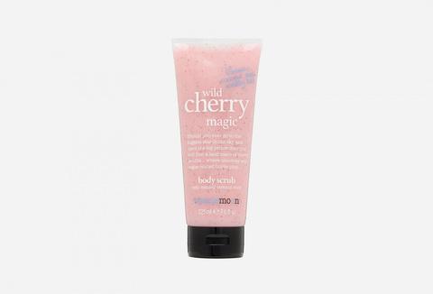 Treaclemoon Скраб для тела Дикая вишня Wild Cherry Magic  Body scrub, 225 мл