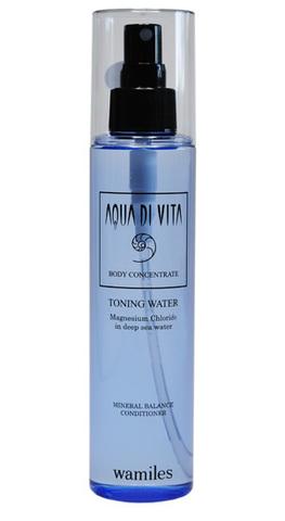 Тоник (тонизирующая вода) для тела Wamiles Aqua Di Vita Body Concentrate Toning Water, 200 мл