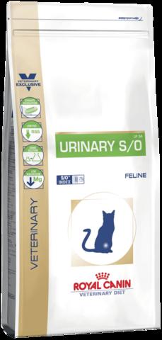 Royal Canin Urinary S/O LP34 для кошек при лечении и профилактике МКБ