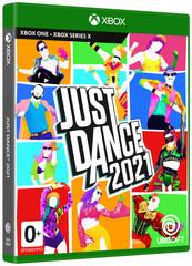 Just Dance 2021 (Xbox, русская версия)