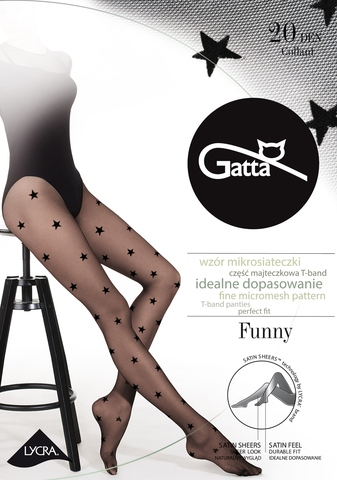 Колготки Gatta Funny 06